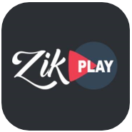 Zikplay app icon