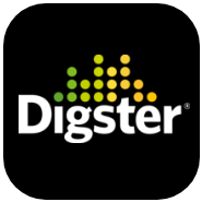 Digster app icon